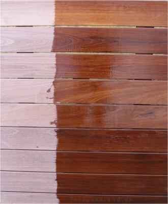 oliering af træ